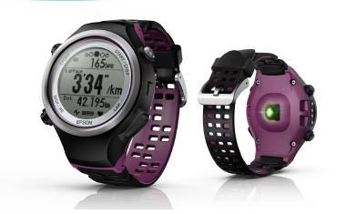 【免運下殺↘只剩一支】Epson RUNSENSE SF-810V GPS心率路跑教練手錶