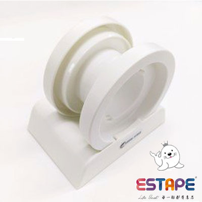 王佳膠帶 ESTAPE 易撕貼專用膠台ZHS60 / 個