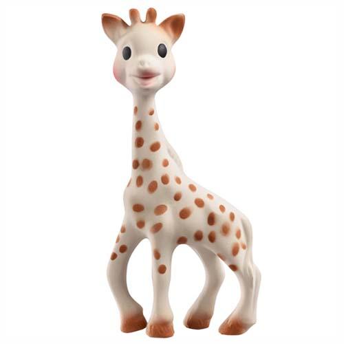 Vulli - Sophie la Girafe蘇菲長頸鹿固齒器 法國純手工製造 原廠代理正品