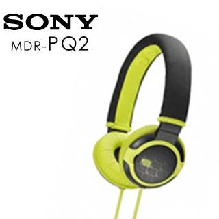 SONY MDR-PQ2 立體聲耳罩式耳機 重低音 DJ 街頭 扁平式耳機線 公司貨 分期0利率 免運