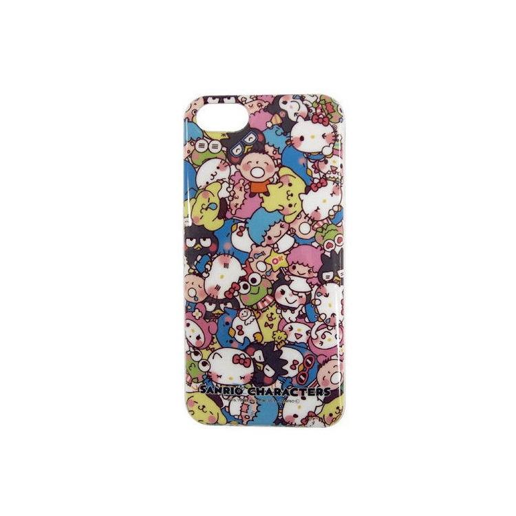 大田倉 日本進口正版iPhone5 5S 三麗鷗 TPU Hello Kitty 手機殼 硬殼 756705
