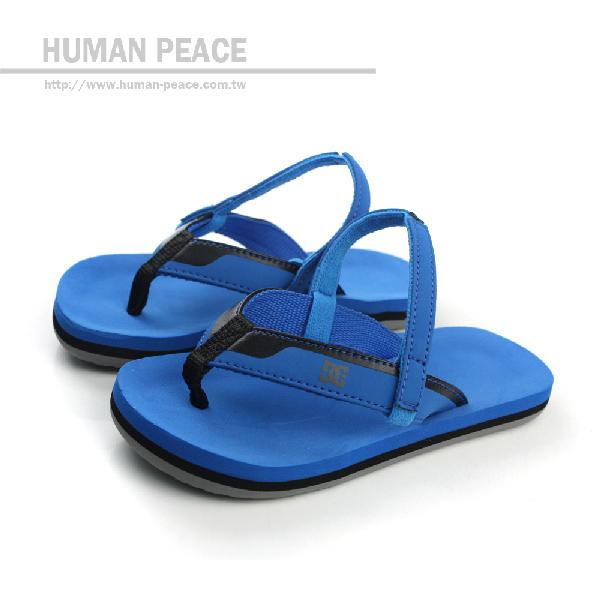 DC GROMMET 涼鞋 藍 小童 no008