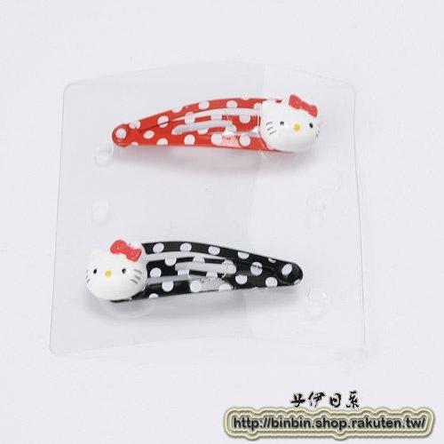 Hello Kitty髮夾/629-422