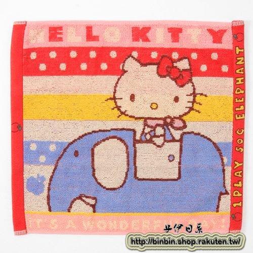Hello Kitty方巾/750-743