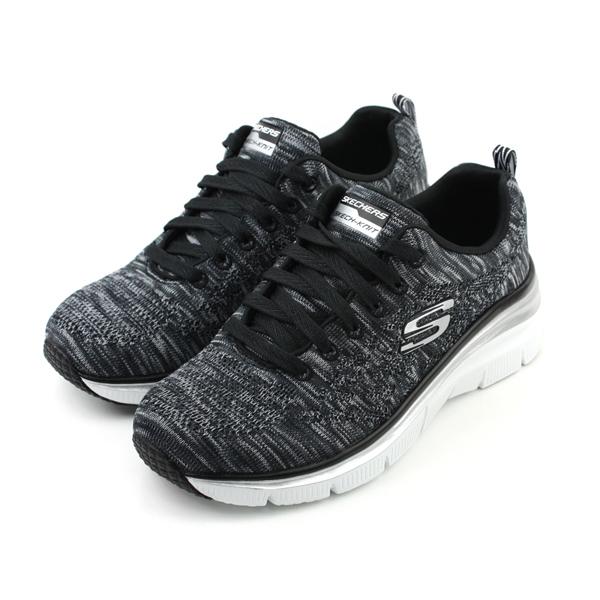 SKECHERS Air Cooled 運動鞋 黑 女款 no382