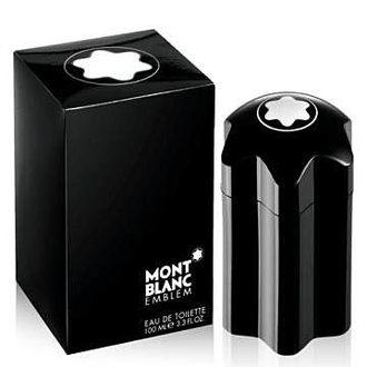 香水1986☆MONT BLANC EMBLEM 萬寶龍 男性淡香水 5ML 香水分裝瓶