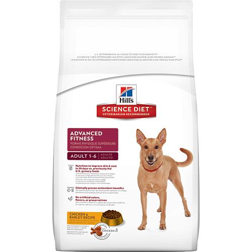 Hill's 希爾思 成犬 優質健康 雞肉與麥配方 15KG/15公斤