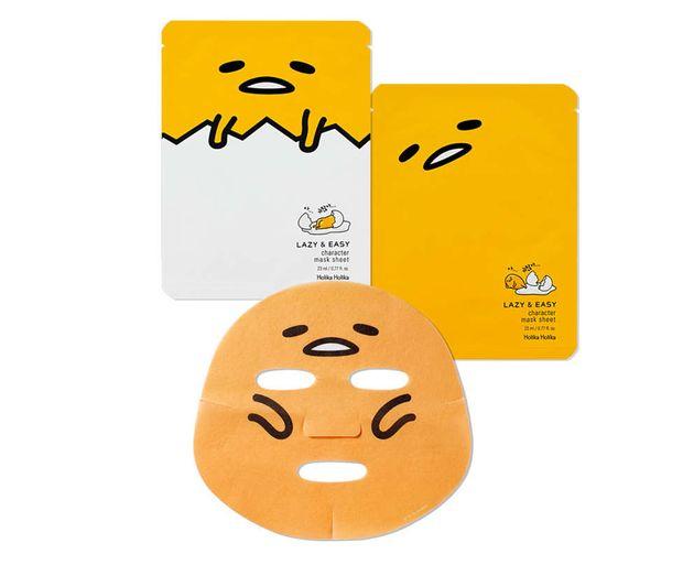 【Holika Holika】 蛋黃哥Lazy & Easy 可愛造型面膜23ml