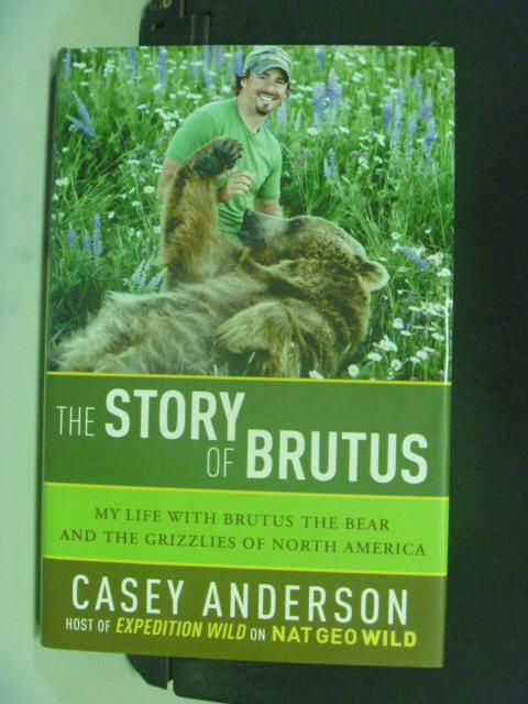 【書寶二手書T8/動植物_HFQ】The Story of Brutus_Anderson, Casey