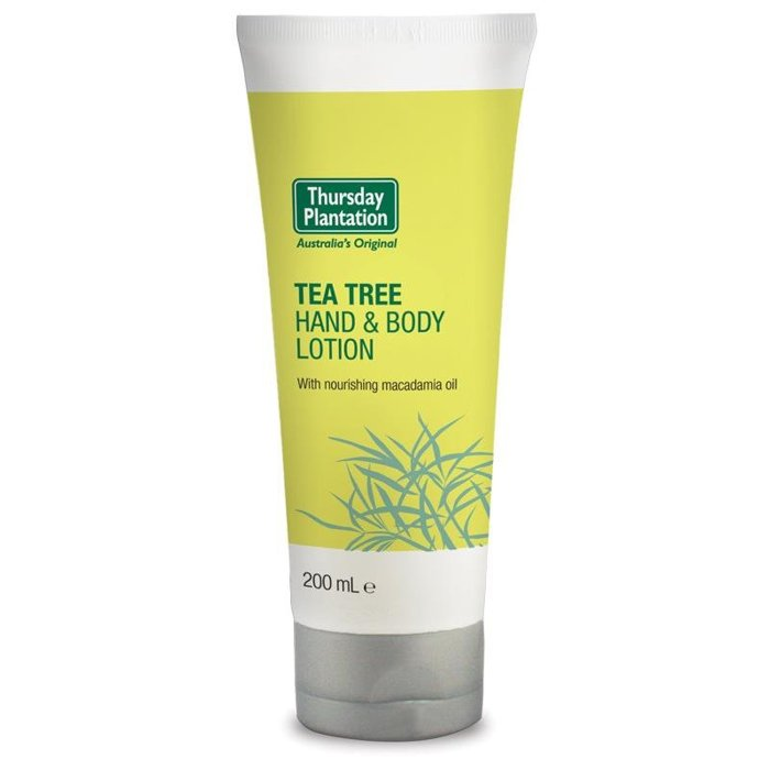 *預購* Thursday Plantation 星期四農莊茶樹潤膚乳液 200 ml