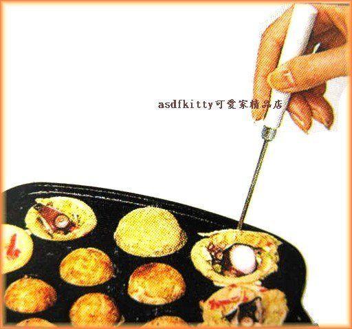 asdfkitty可愛家☆日本貝印-多用途挑棒-章魚燒.雞蛋糕.鬆餅.紅豆餅都適用