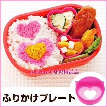 廚房【asdfkitty】日本skater大小愛心造型粉篩含刮棒-可灑香鬆粉-可可粉-草莓粉...日本製