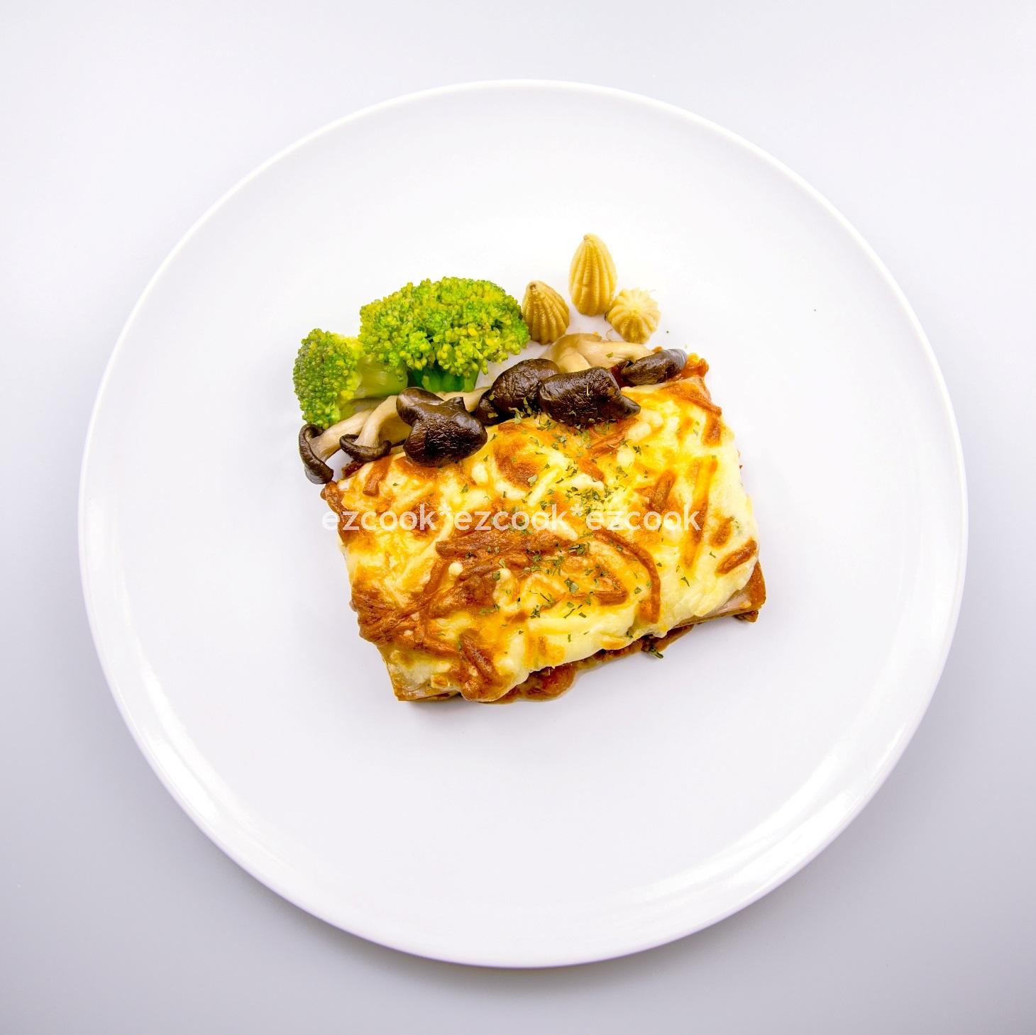 [ezcook],番茄牛肉千層麵
