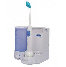 【善鼻】脈動式洗鼻器SH901「個人用+專用洗鼻鹽20小包」,贈品:甜心蘋果9件修容組x1