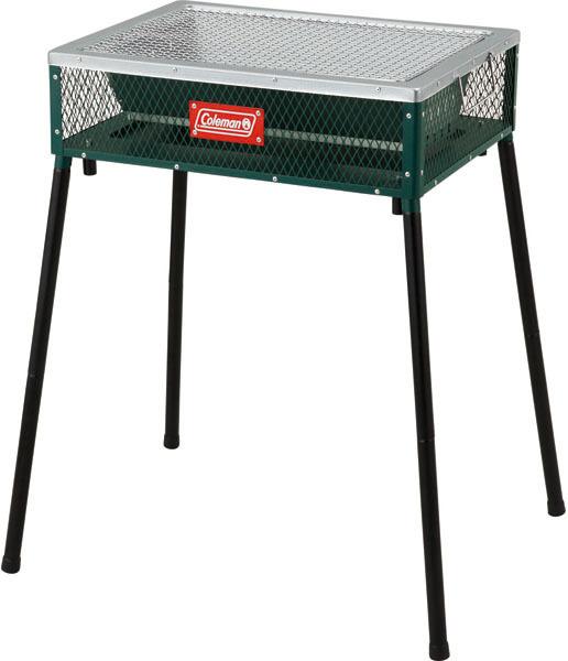 【露營趣】中和 美國 Coleman 極致品味 兩段式輕量烤肉箱 烤肉架 桌上型烤箱 CM-9369