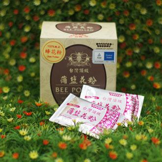 嘟嘟家蜂蜜 台灣頂級蒲鹽花粉30包/盒