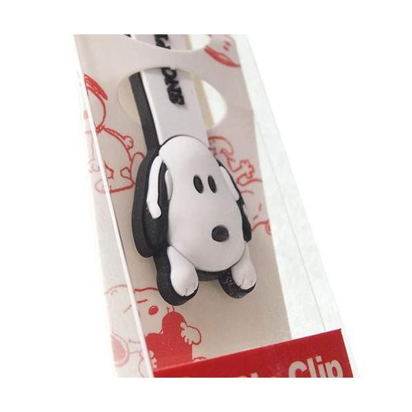 【真愛日本】15073100002造型束繩-SN趴姿 史奴比 史努比 SNOOPY 束繩 3C周邊 收納用品