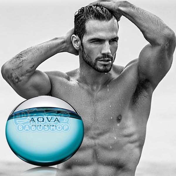 BVLGARI 寶格麗 AQVA 水能量男性淡香水 TESTER包裝 (100ml) 【巴布百貨】