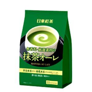 日東牛奶歐蕾抹茶 10本入 (120g)