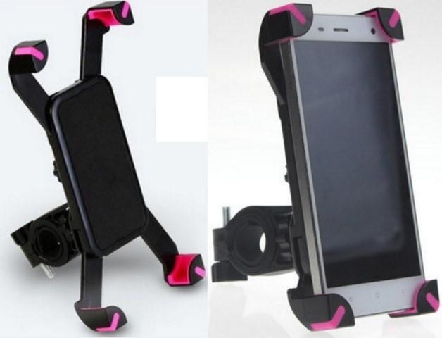 【意生】鷹爪式四方型手機架 導航架 自行車 機車 電動摩托車 腳踏車都可用 精靈 寶可夢 pokemon go 神奇寶貝