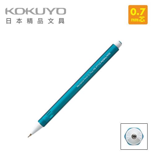 日本 KOKUYO   PS-PT112BG-1P  六角稜自動鉛筆0.7mm綠3962 /  支
