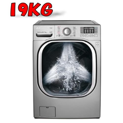 買再送好禮!LG 樂金【WD-S19TVD】19公斤 6 MOTIONDD蒸氣滾筒洗衣機(銀色)【小蔡電器】