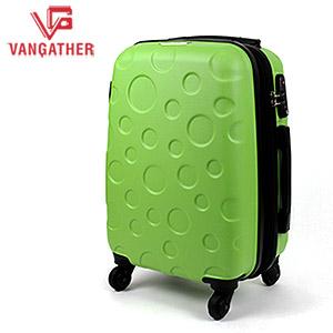 VANGATHER 凡特佳-22吋ABS藝術家系列行李箱-草地綠