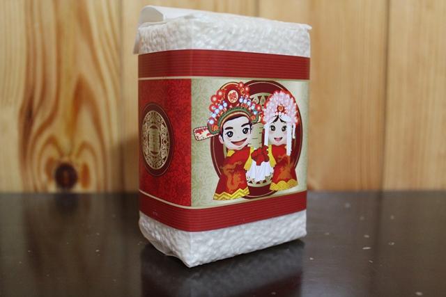 自產自銷花蓮富里好米 富里米300g喜米×1入 - 御見好米