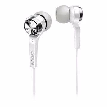 【迪特軍3C】PHILIPS 飛利浦 SHE8500 抗躁耳塞式耳機 白色