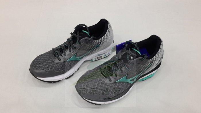 元禾〉MIZUNO女 慢跑鞋 WAVE RIDER19 (W) 系列 J1GD160334