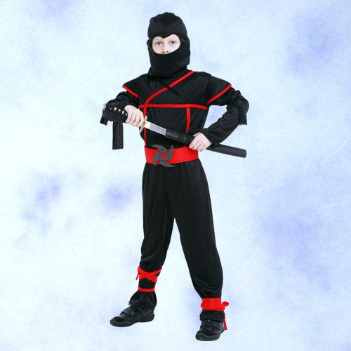 GTH-1522隱身忍者裝化裝舞會表演造型派對服(S/M/L/XL)