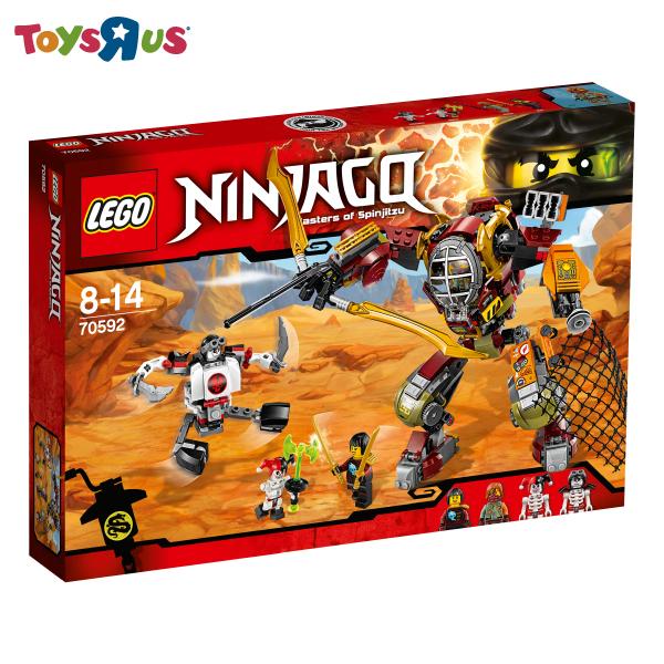 玩具反斗城 樂高 LEGO  M.E.C.機甲機器人-70592***