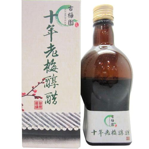 景皓興業-古梅園 十年老梅醇醋300ml