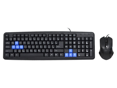 【迪特軍3C】YAMA 鍵盤滑鼠組 YKMKB300MU  排水孔防水設計 人體工學設計 千萬次按鍵壽命
