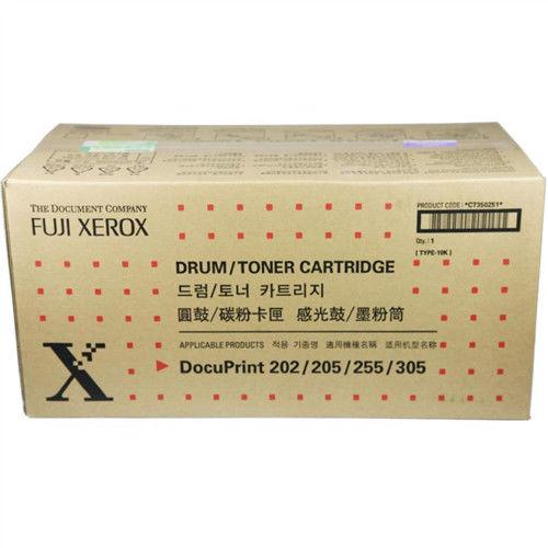富士全錄 Fuji Xerox CT350251 原廠原裝三合一碳粉匣(含光鼓及清潔組)(適用 DP205, DP255, DP305)