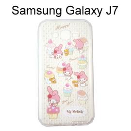 美樂蒂透明軟殼 [杯子蛋糕] Samsung J700F Galaxy J7【三麗鷗正版授權】