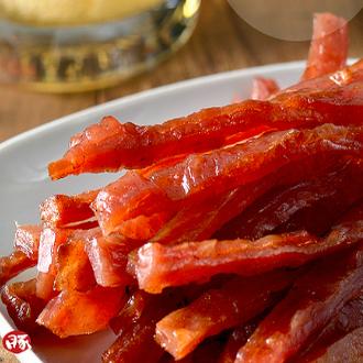 水根肉乾【條子豬肉乾-原味】(個人獨享包)★型男美女必吃美食 ★每日現烤~新鮮美味!