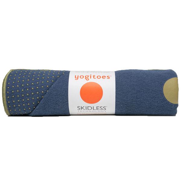 Manduka yogitoes Earth 瑜珈鋪巾 - Indigo
