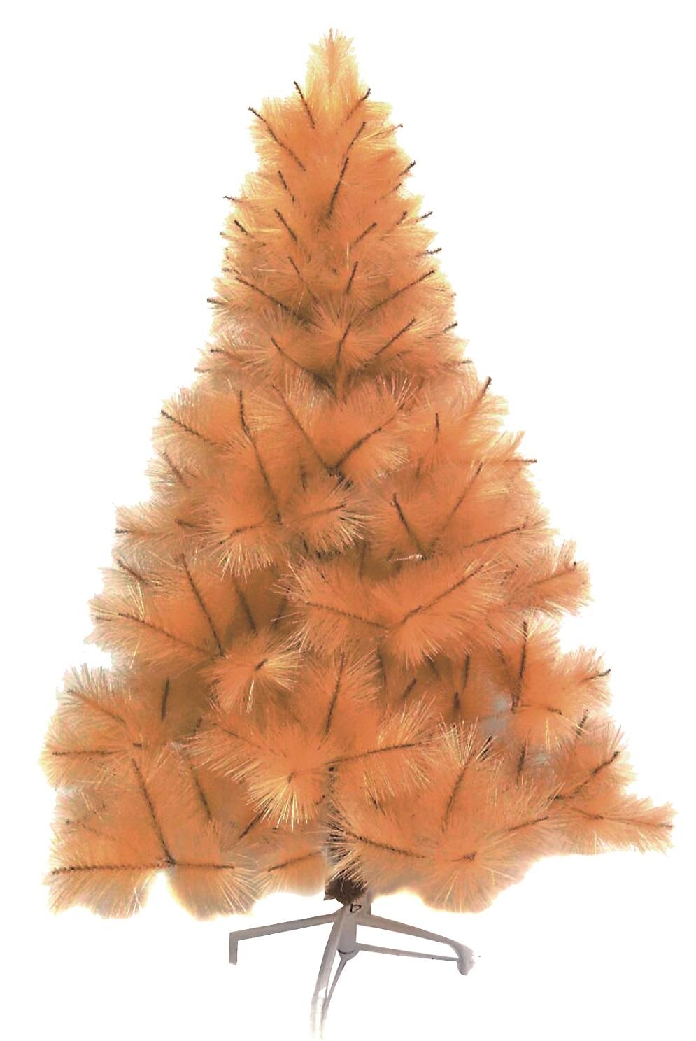 X射線【X020480】2尺聖誕松針樹(金)(不含飾品、燈飾),聖誕樹/聖誕佈置/聖誕空樹/聖誕造景