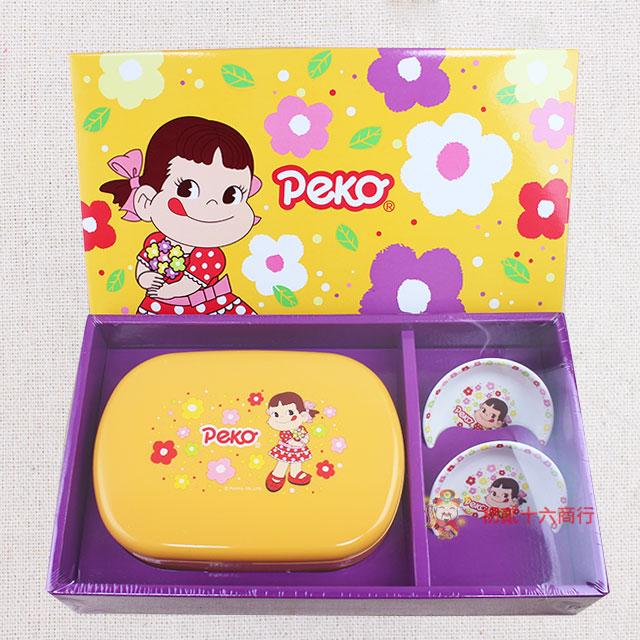【0216零食會社】日本不二家-牛奶糖雙碟禮盒240g