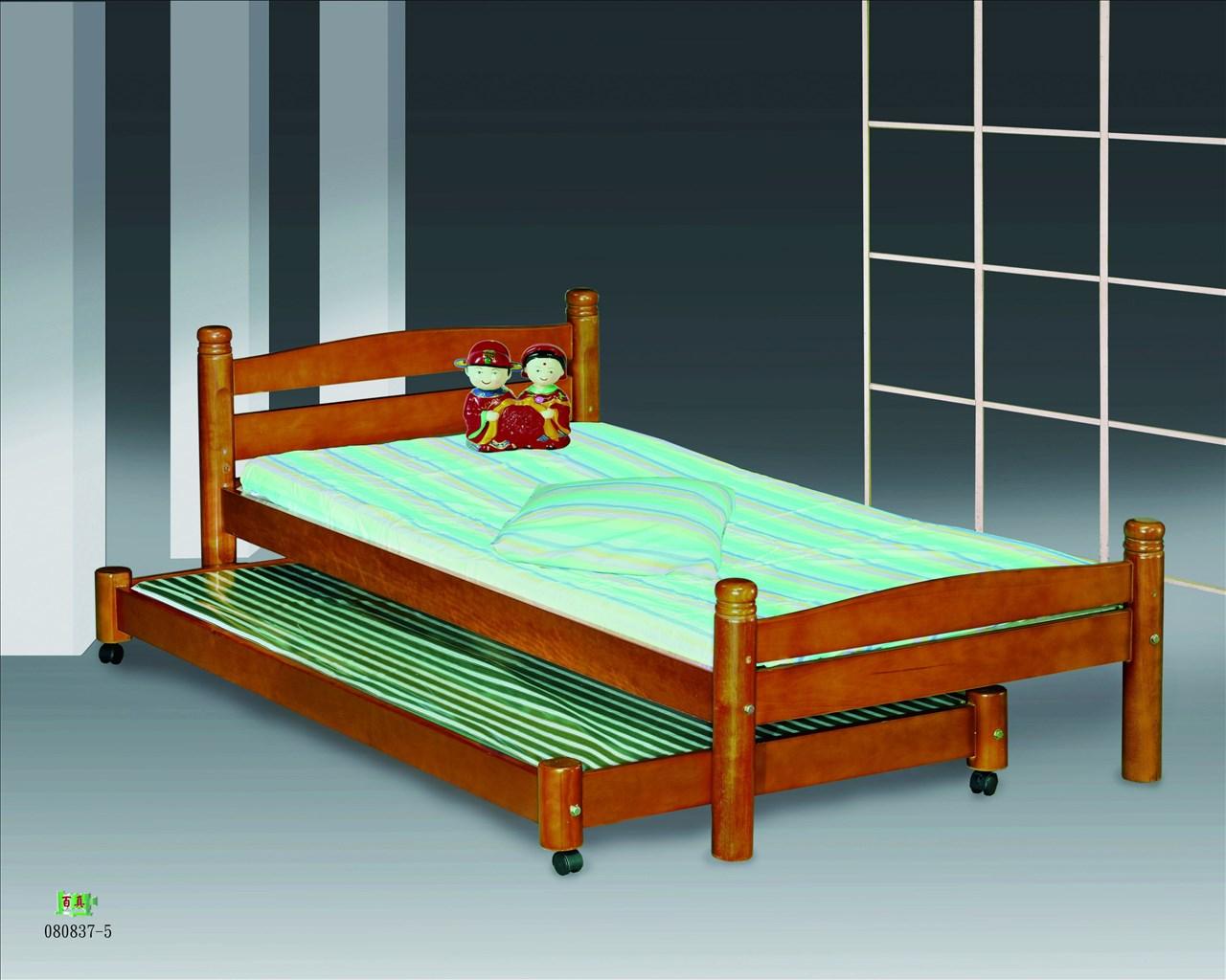 【石川家居】OU-650-8(803) 柚木3尺子床 (不含其他商品) 需搭配車趟