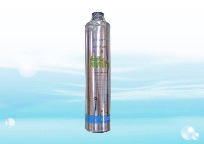 美國原裝進口Everpure S100生飲級濾心---(平行輸入品)