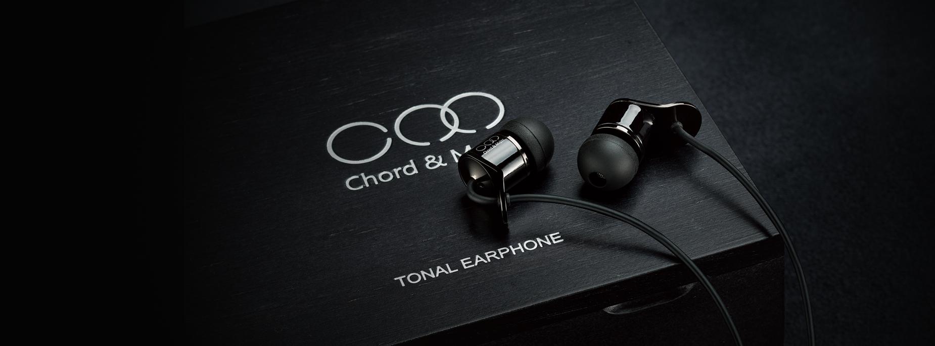 Chord&Major  Major 8'13 - 搖滾音樂調性入耳式耳機