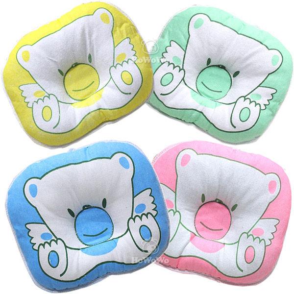 護頭枕 小熊造型定型枕 嬰兒枕 寶寶枕 CE0948