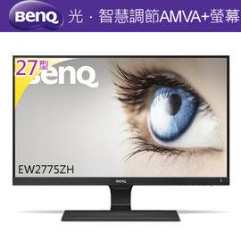 BenQ EW2775ZH 27型光智慧寬螢幕 智慧藍光液晶顯示器護眼同時更能兼顧色彩準確性
