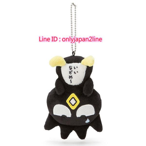 【真愛日本】16100600009絨毛娃S-XO出沒注意  三麗鷗家族 酷企鵝  吊飾  娃娃  擺飾