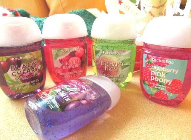 *Realhome* BBW  Bath & Body Works 香氛乾洗手~新到貨隨身五入組