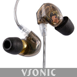 志達電子 VSD5 VSONIC 耳道式耳機 公司貨 保固一年 SONY EX1000(EXK) 調音