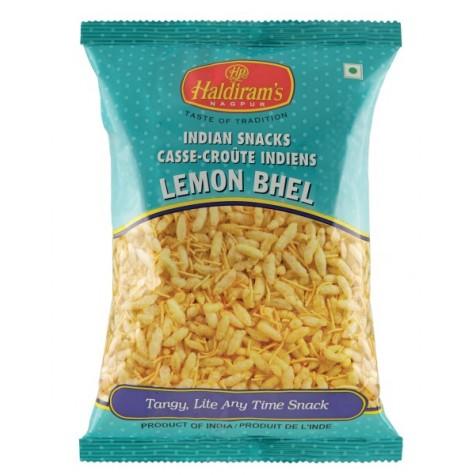 Lemon Bhel 印度爆米花休閒點心 (檸檬味)