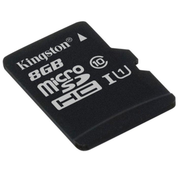 *╯新風尚潮流╭*金士頓記憶卡 8G 8GB Micro SDHC C10 U1 SDC10G2/8GB